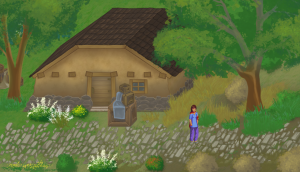Bhimra's countryside as it will appear in the upcoming demo.